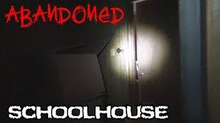 Exploring ABANDONED Mining Camp School House ALONE