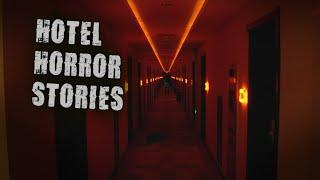 3 Scary Real Hotel Horror Stories