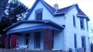 Real Demon Caught on Tape Beelzebub Sallie House