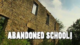 Urban Exploration of Abandoned School Building! (UrbEx Video)