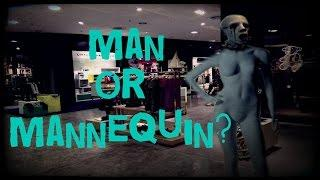 SCARY STORY - Episode 32 - Man or Mannequin?