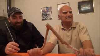 Ο μπάρμπα Μήτσος ,και οι τεχνικές του  στην ραβδοσκοπία