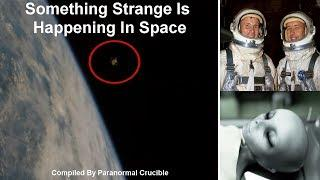 Something Strange Is Happening In Space