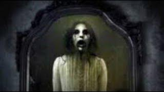 Ghostly Shadow Caught On Haunted House   Real Ghost Sighting   Scary Videos