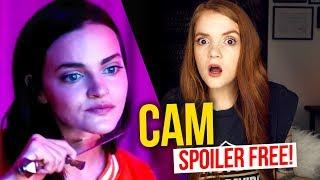 Cam (2018) NETFLIX HORROR MOVIE REVIEW *Spoiler Free!