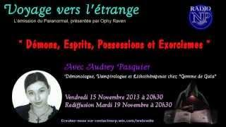 Voyage vers l'Etrange - Emission du 15/11/13 - LA DEMONOLOGIE ET LA LITHOTHERAPIE