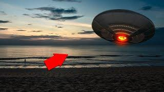 Aliens, Flying Discs And UFO Sightings Caught On Tape!!