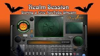 Realm Ghost Box Session During a YouTube Live Stream 4-10-16