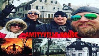 """AMITYVILLE HOUSE """"EVP'S""""!!"""