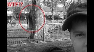 Slender Man Unbelievable Ghost Sightings Video Footage