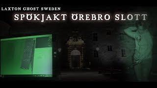 Spökjakt Örebro Slott LaxTon Spökjägare