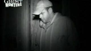 Steve Gonsalves (Ghost Hunters) Eats Stigs and Twicks For Supper