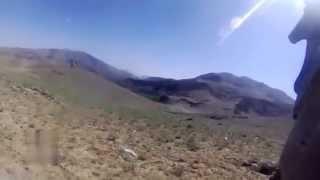 Video with UFO removed in Afghanistan / Реальное видео с НЛО снятое в Афганистане