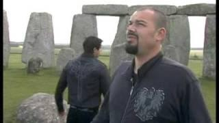 Aaron's vlogs Ghost Adventures Ancient Ram Inn Stonehenge