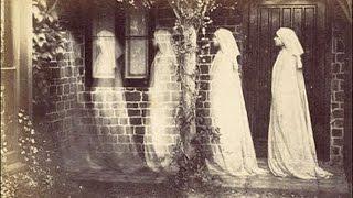 Почему исследования по разгадке природы призраков держат в секрете.Откуда приходят призраки