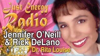 Jennifer O'Neill & Rick DeLano - Energy Sucking Vampires - Just Energy Radio