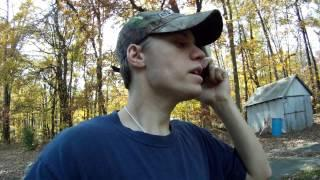 ghost box and evp session at graveyard 10/18/2012