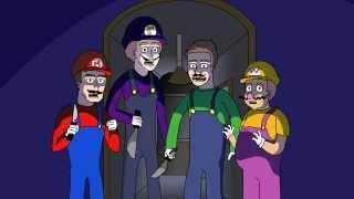 Horrifying TRUE Trick or Treating Story Animated