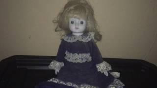 Marissa The Haunted Doll Spirit Box and Orbs