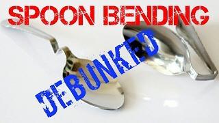 Spoon Bending DEBUNKED