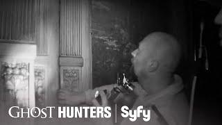 GHOST HUNTERS (Clips) | Secret Agent Ghost Man | Syfy