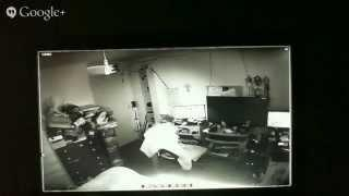 live stream of my Bed Room while im Sleeping.