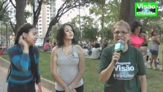 Visão Cidade São Bernardo do Campo SP Evento Consciência Negra.wmv