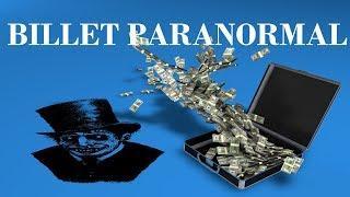 LES BILLETS PARANORMAUX : JULIEN INVESTIGATION PARANORMAL CHASSEUR PAS NORMAL REC THEORIE PARANORMAL