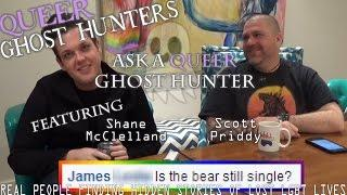 QUEER Ghost Hunters EXTRA: Ask A Queer Ghost Hunter Episode 1