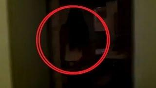 SCARY GHOST CAUGHT?? WATCH Real Life Ghost Encounter in Haunted House