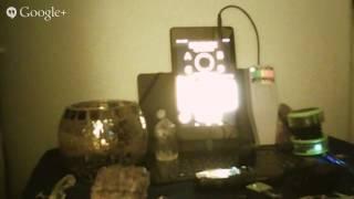 """Spirit Communication: EVP:""""Bye!"""" 8:36 11/13/17"""