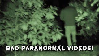My Bad Paranormal Investigation Videos! | Dead Explorer #77
