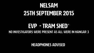 Electronic Voice Phenomena (EVP) - NELSAM 2015 (Part 2)