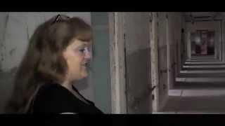 Shadow Man at Waverly Hills Sanatorium