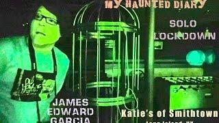 MY HAUNTED DIARY -- Katie's Of Smithtown Lockdown Investigation Paranormal Ghost