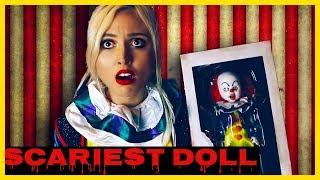 Buying the Scariest Haunted Doll on EBAY