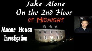 Jake Alone of the 2nd Floor of the Manor House