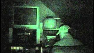 Ghost Cowboys Paranormal Hotel Attic Orbs