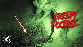 Extremely Haunted Mine Creepy Ghost Voices Captured from Within! [Paranormal Footage 2018]