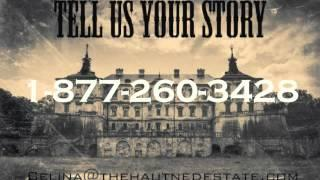 The True Story Of The Annabelle Doll - The Haunted Estate Podcast Celina Bean