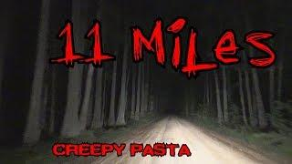 11 MILES CREEPY PASTA RITUAL RULES | MOST DANGEROUS GAMES | 3 AM CHALLENGE (GIVEAWAY!)