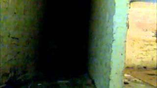 Apparition d'un fantôme dans une maison abandonnée