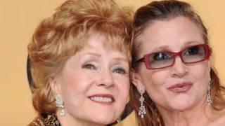 Carrie Fisher & Debbie Reynolds Gravesite