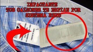 Chip RFID para espiar desde la ropa