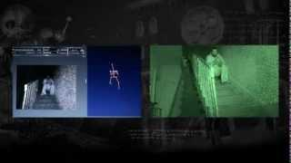 Ghost Hunting XBox Kinect Paranormal Activity Haunted Welles House 7b
