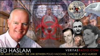 Veritas Radio - Ed Haslam - Dr. Mary's Monkey - Part 1 of 2