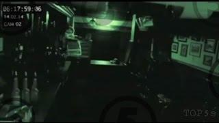 5 Creepiest Ghost Sightings Caught On Surveillance Cameras