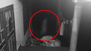 Unnatural Shadow Caught On CCTV Camera | Chilling Ghost Videos | Real Ghost Caught on CCTV Camera