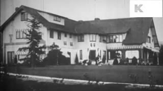1920s Hollywood Stars Mansions, Pickfair