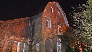 Amityville en Belgique investigation paranormale